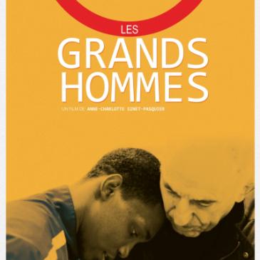 «Les Grands Hommes» primé au festival Traces de Vies