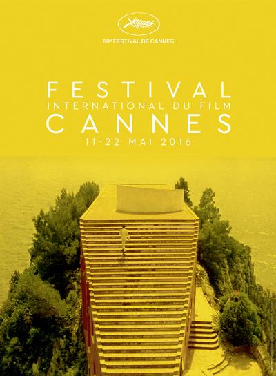 Thomas Déborde au Festival de Cannes 2016